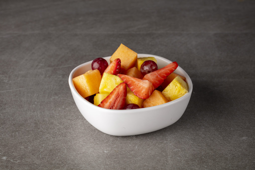 substitue fruit for salad