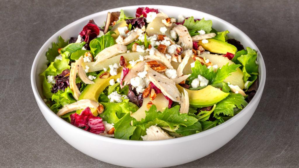 The Cafe Salad