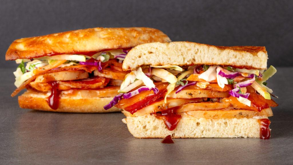 Santa Maria BBQ Sandwich