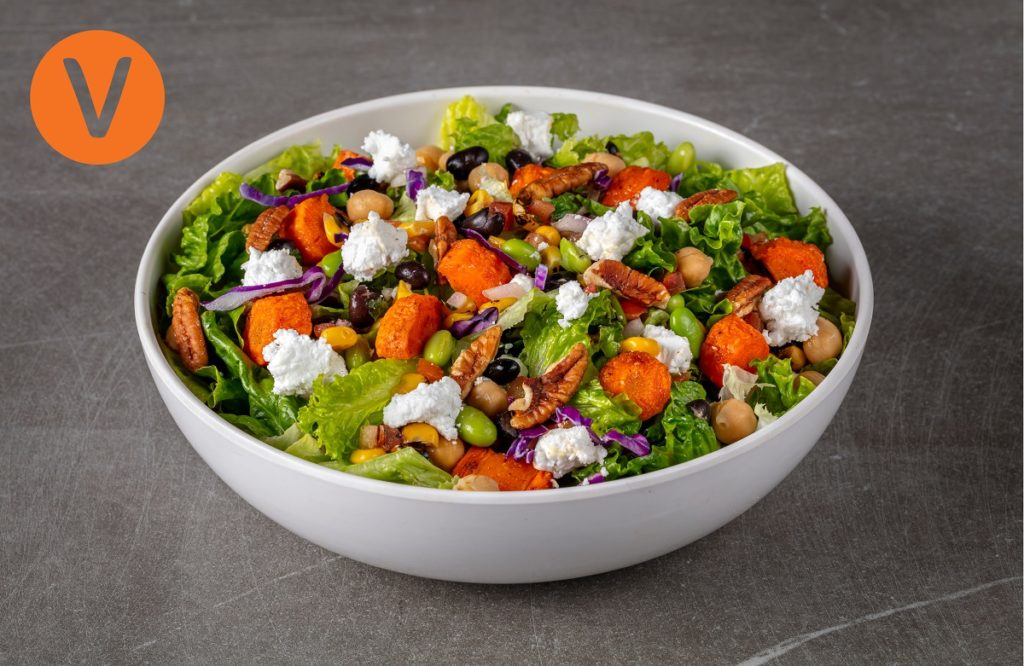 Power Veggie Salad